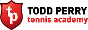Todd Perry Tennis Academy Logo